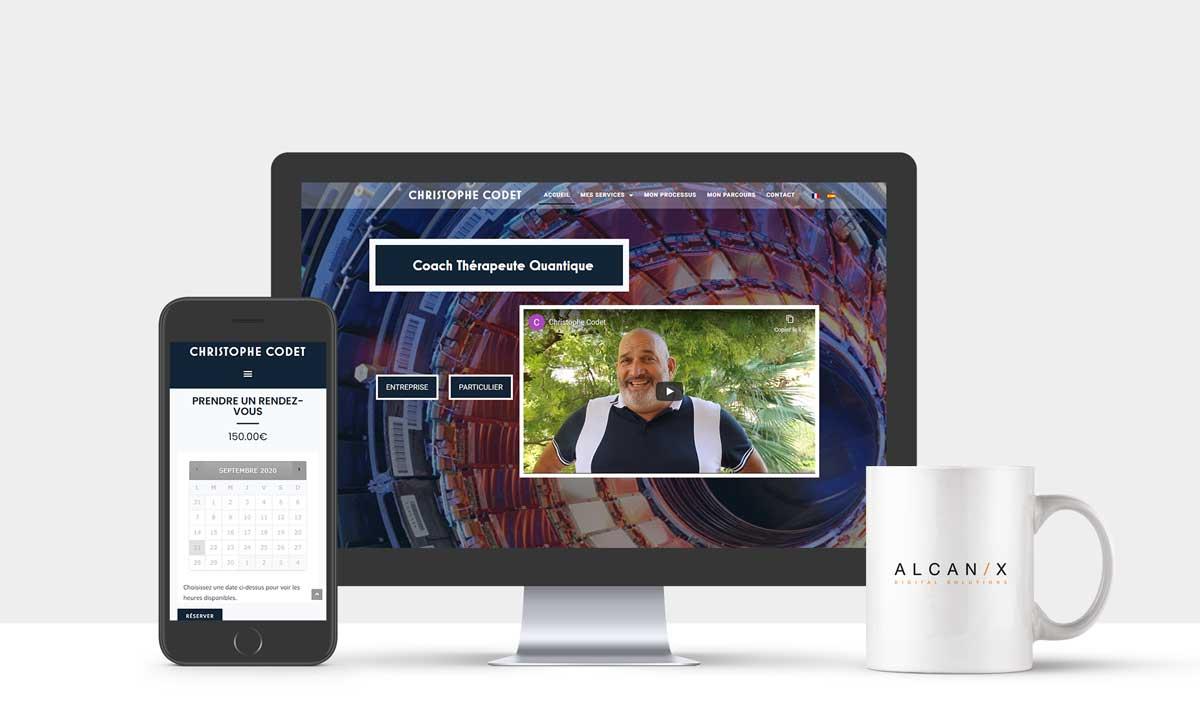 Web e-commerce con reserva y pago online por Alcanix